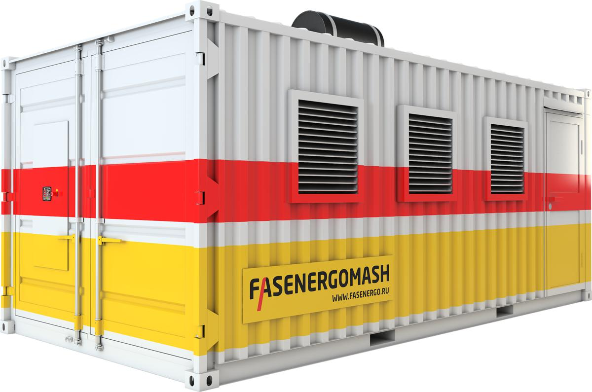 Containers for Generators